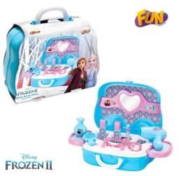 Frozen Maleta Kit De Beleza C/acessórios - Fun