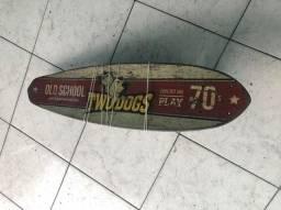 Skate elétrico Twodogs para retirar peças
