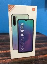Xiaomi Redmi Note 8 Dual 64 GB - Azul