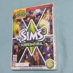 Título do anúncio: The Sims 3 - Sobrenatural