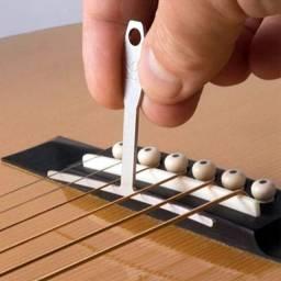 Gabarito de Raio completo luthier ajustar o ângulo raio das cordas 9 pças