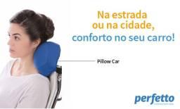 Almofada Suporte Veicular Pillow Car Perfetto para Fixação no Banco do Carro
