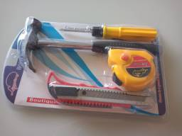 Título do anúncio: Kit ferramentas com 4 peças