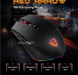Mouse gamer motospeed v80 5000dpi