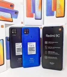 Redmi 9c 64gb novo na caixa