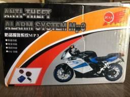 Alarme Para Moto - Com Caixa De Som Jcaa Jc-809r Mp3-usb-sd