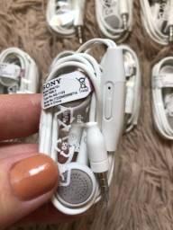 Título do anúncio: Fones de Ouvido Originais Sony Modelo MH 410c
