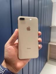 iPhone 8 Plus 64GB, Seminovo com garantia