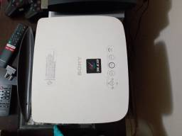 Projetor Sony VPL ES4 - LAMPADA NOVA!