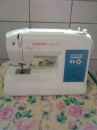 Máquina de costura Single Brilhante 6160