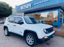 Jeep Renegade Sport 1.8 Branco Aut semi-novo