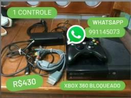 Xbox 360 bloqueado preço de oportunidade