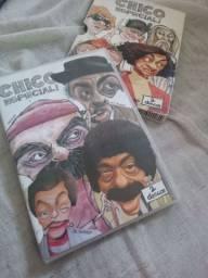 DVD Chico Anysio melhores momentos