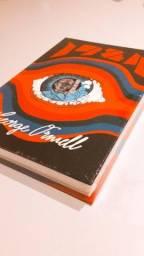 Livro lacrado George Orwell (edição de luxo)