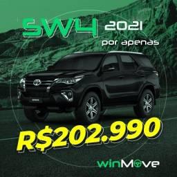 Título do anúncio: SW4 Dsl SRX 7L 2021 ( Apenas R$202.990,00 e c/ CashBack) Leia o anúncio!