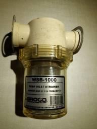 Filtro de água salgada. Groco  / WSB-1000
