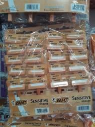 Prestobarba BIC cartela com 24 unidades