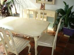 Mesa  e. Caseiras