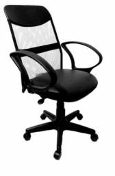 Cadeira de Escritório Diretor Costaneira Soft Preto