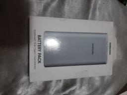 Carregador portátil Samsung 10.000Mah