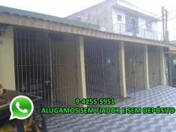 Casa de 4 cômodos, sem fiador e sem deposito São Miguel Paulista. Cód.62