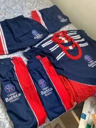 Kit uniforme Colégio Batista