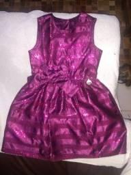 Vestido de Festa Lilica Ripilica Tam 6
