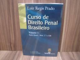Livro: Curso de Direito penal Brasileiro / Autor: Luiz Regis Prado / Vol. 1