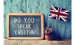Título do anúncio: Aulas De Inglês Com Professor Particular