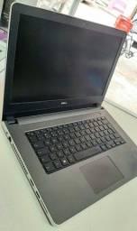 NOTEBOOK INTEL CORE I5 COM SSD ( ACEITO CARTÃO )