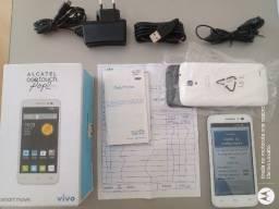 Alcatel Onetouch Pop2 8Gb R$300,00