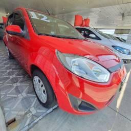 Fiesta 1.6 2012 completo