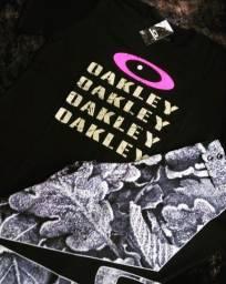 Kit Oakley Camisa + Bermuda