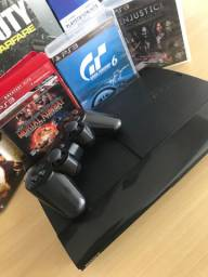 PS3 - Console com garantia / VENHA APROVEITAR
