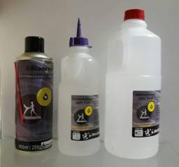 Título do anúncio: Silicone líquido puro para esteira.