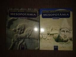 Grandes impérios e civilizações - livros
