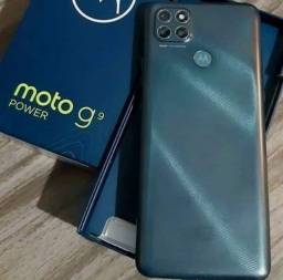 Vendo ou Troco Moto G9 Power