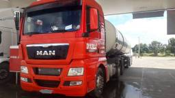Caminhão TGX MAN 29440 6x4