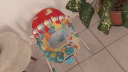 Título do anúncio: Cadeira de balanço vibratória