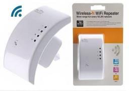 Repetidor Sinal Wifi 300 mbs amplie seu sinal de wi fi
