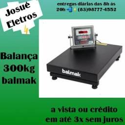 Título do anúncio: Balançcomercial 300kg balmak__varejo e atacado entrega a domicílio jp e regiao