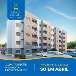 Apartamento Gran Village Eusébio-Fortaleza