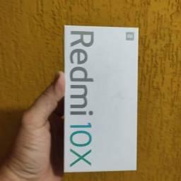 *, Xiaomi Redmi 10 X, 128 gigas, 4 GB de RAM