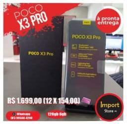 Título do anúncio: Poco X3 Pro 6gb 128gb