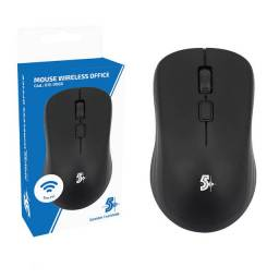 Mouse Sem Fio 5 Office Usb Mw-500 2.4 Ghz Mouse Sem Fio Wireless 2.4ghz Notebook Pc