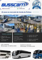 Ônibus Mbb OF1418 Neobus Spectrum City ano 2012