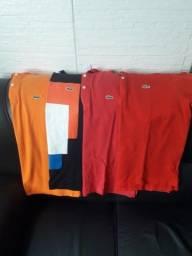 Camisas, calças e bermudas masculinas de marca originais