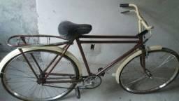 Bicicleta antiga dos anos 50