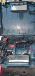 Parafussadeira bosch gs12 volts bateria de litio