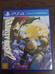 Jogo Gravity Rush 2 PS4